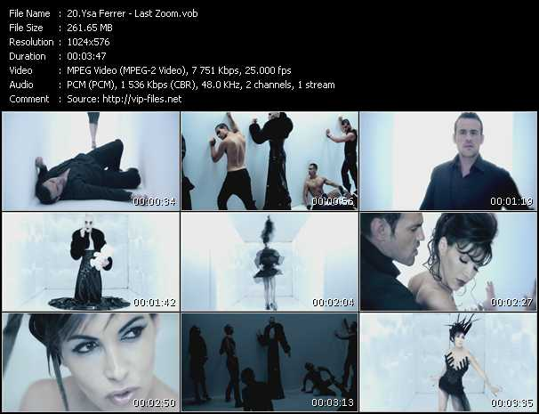 Ysa Ferrer - Last Zoom
