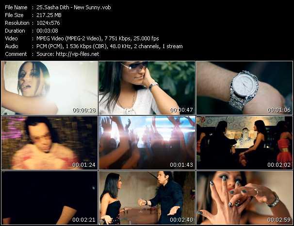 Sasha Dith - New Sunny