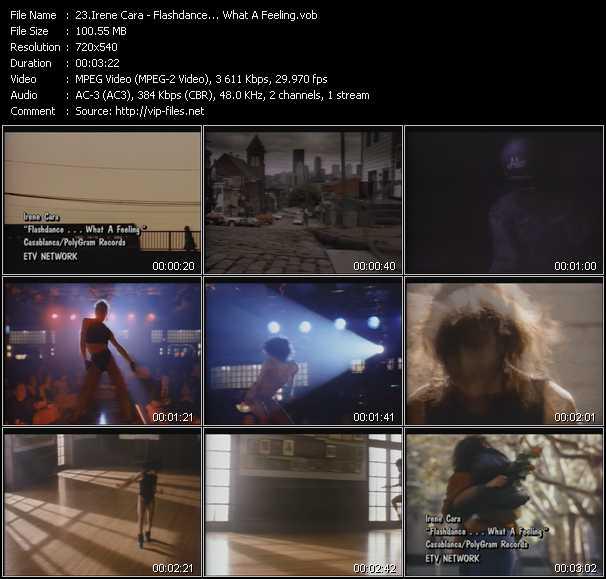 Irene Cara - Flashdance... What A Feeling