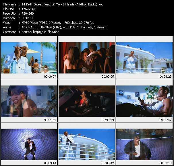 Keith Sweat Feat. Lil' Mo - I'll Trade (A Million Bucks)