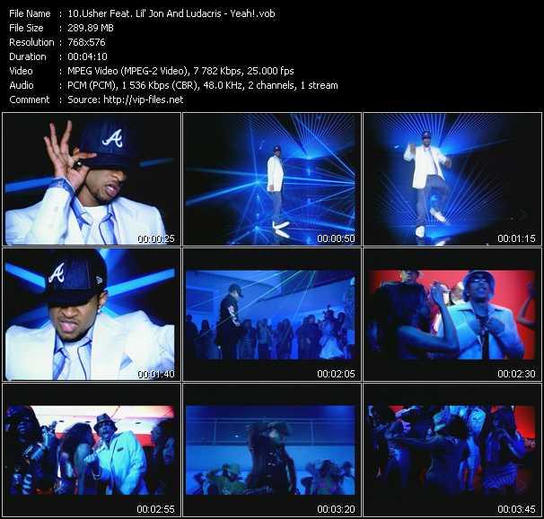 Usher Feat. Lil' Jon And Ludacris - Yeah!