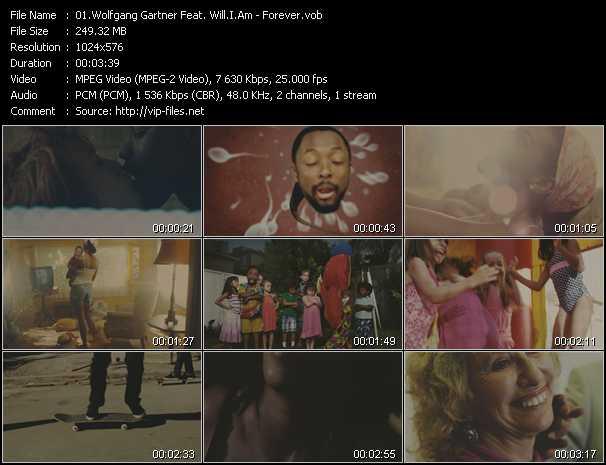 Wolfgang Gartner Feat. Will.I.Am - Forever