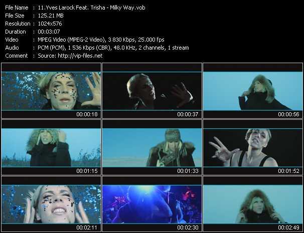 Yves La Rock Feat. Trisha - Milky Way