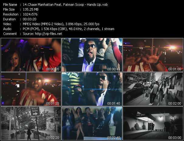 Chase Manhattan Feat. Fatman Scoop - Hands Up