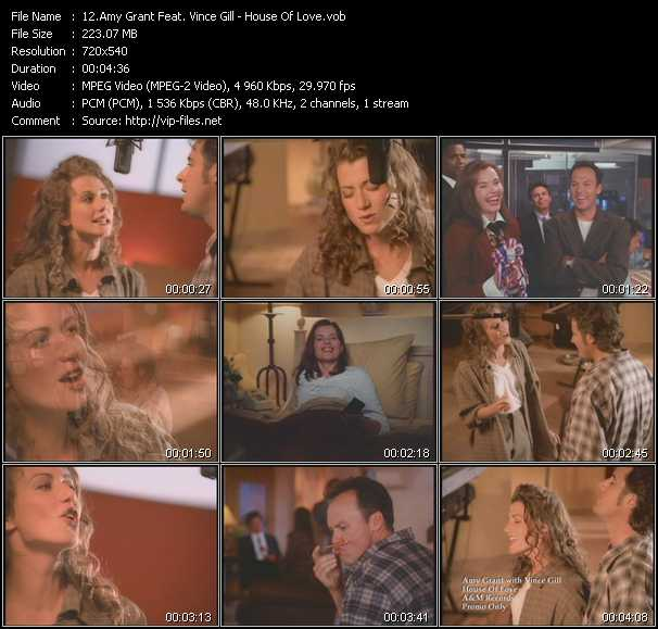 Amy Grant Feat. Vince Gill - House Of Love