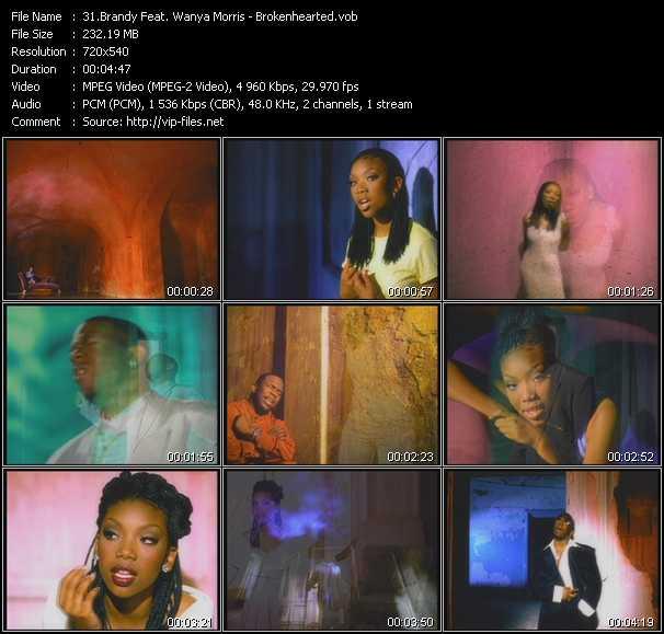 Brandy Feat. Wanya Morris - Brokenhearted