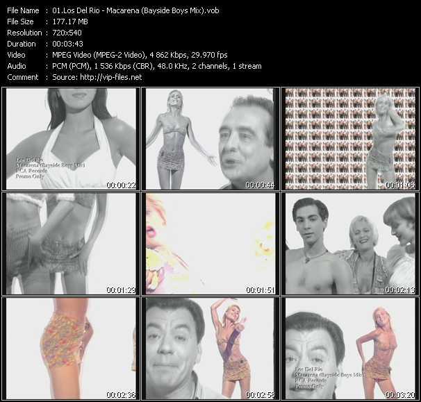 Los Del Rio - Macarena (Bayside Boys Mix)