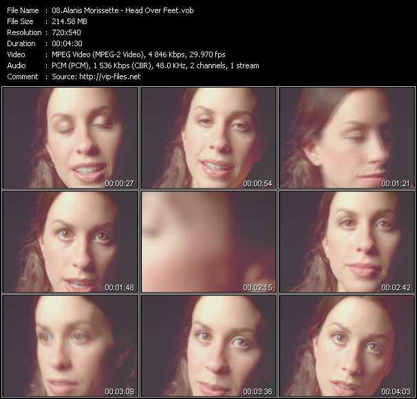 Alanis Morissette - Head Over Feet
