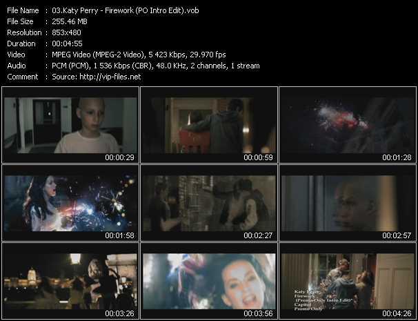 Katy Perry - Firework (PO Intro Edit)