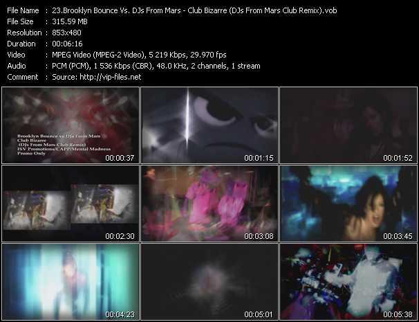 Brooklyn Bounce Vs. DJs From Mars - Club Bizarre (DJs From Mars Club Remix)