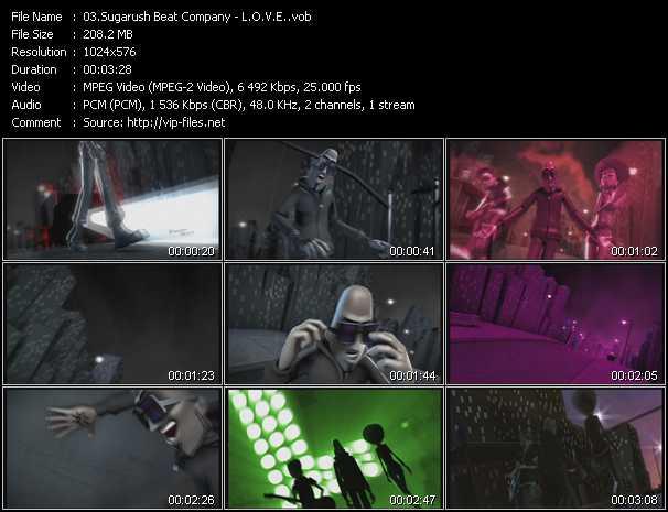 SugaRush Beat Company - L.O.V.E.