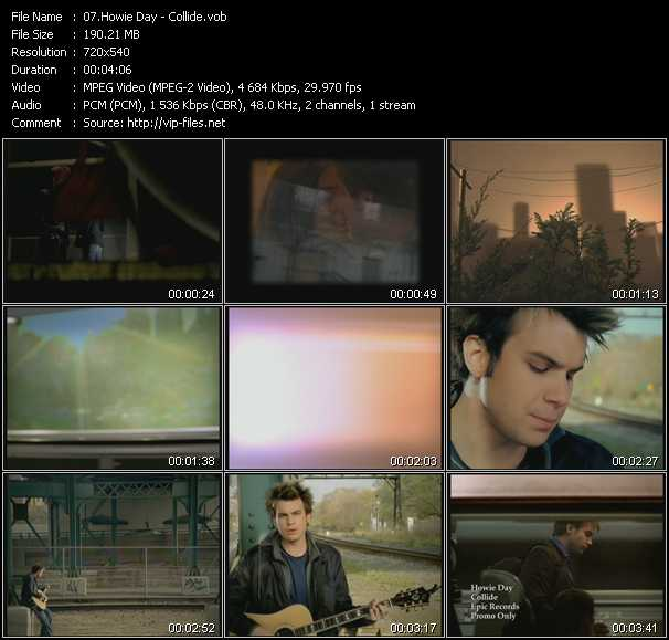 Howie Day - Collide