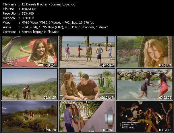 Daniela Brooker - Summer Love