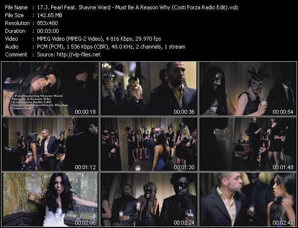 J. Pearl Feat. Shayne Ward - Must Be A Reason Why (Costi Forza Radio Edit)