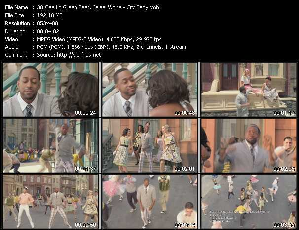 Cee Lo Green Feat. Jaleel White - Cry Baby