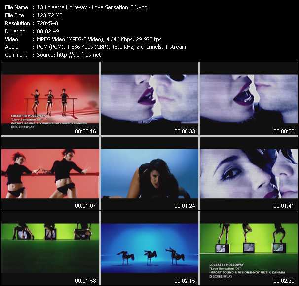 Loleatta Holloway - Love Sensation '06