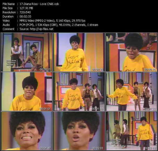 Diana Ross - Love Child
