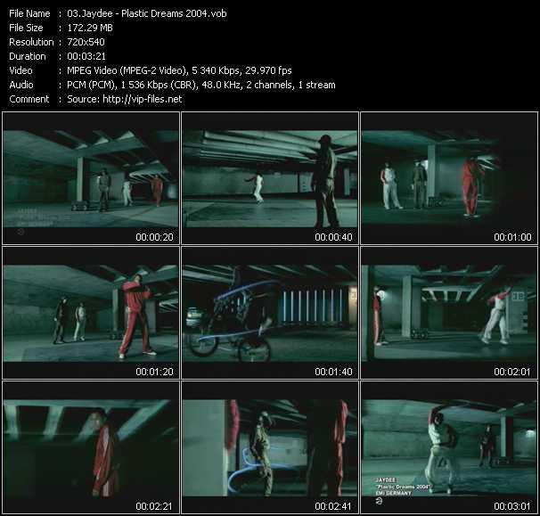 Jaydee - Plastic Dreams 2004