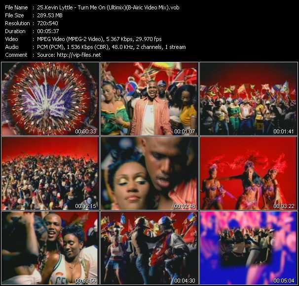 Kevin Lyttle - Turn Me On (Ultimix) (B-Airic Video Mix)
