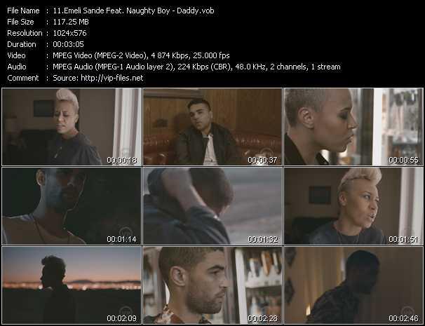 Emeli Sande Feat. Naughty Boy - Daddy