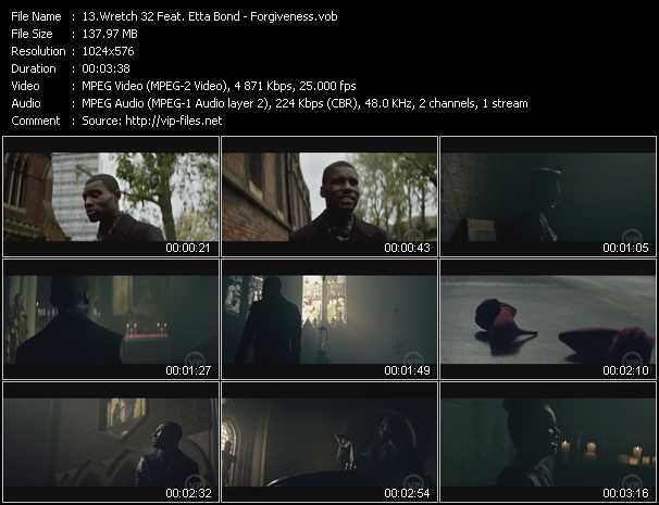 Wretch 32 Feat. Etta Bond - Forgiveness