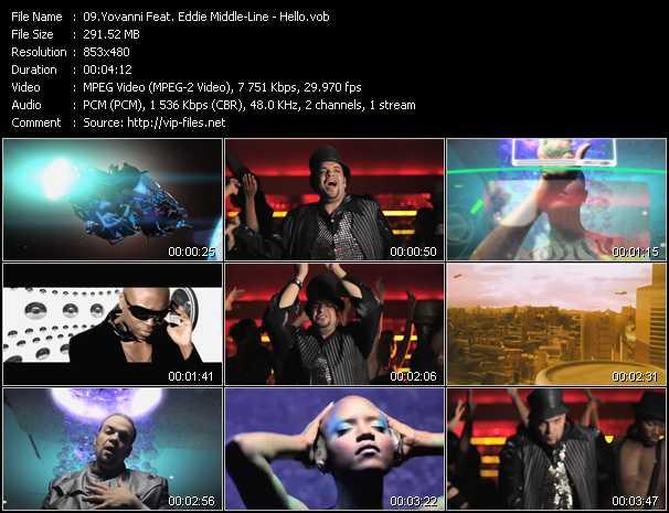 Yovanni Feat. Eddie Middle-Line - Hello