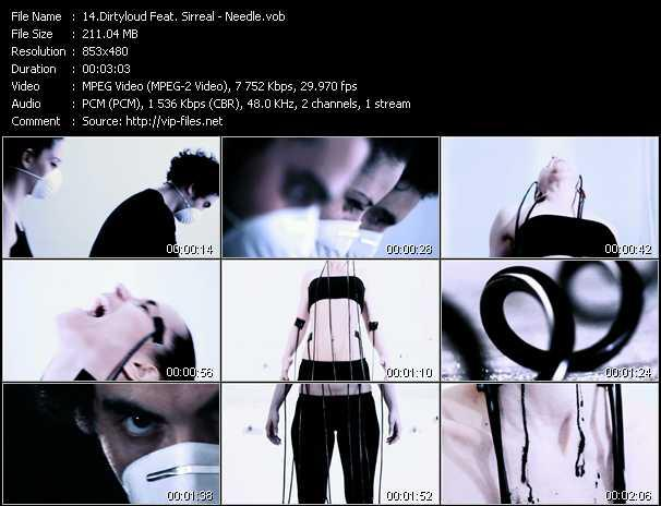 Dirtyloud Feat. Sirreal - Needle