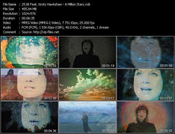 Bt Feat. Kirsty Hawkshaw - A Million Stars