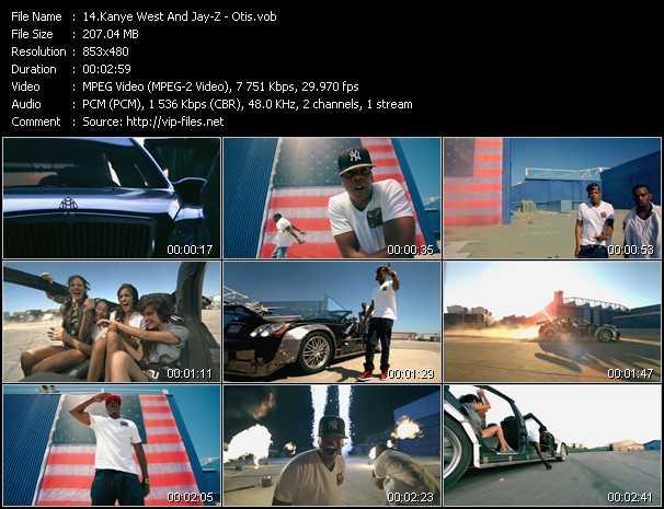 Kanye West And Jay-Z - Otis