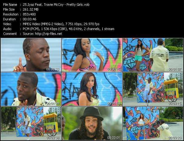 Iyaz Feat. Travis McCoy - Pretty Girls