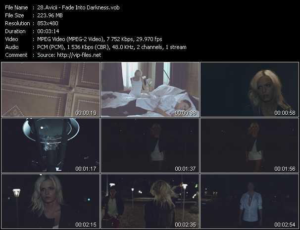 Avicii - Fade Into Darkness