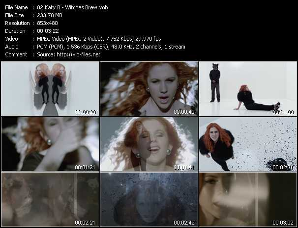 Katy B - Witches Brew