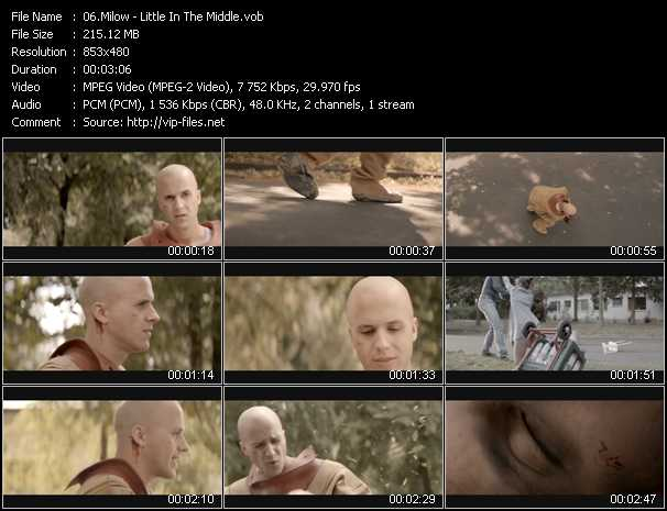 Milow - Little In The Middle