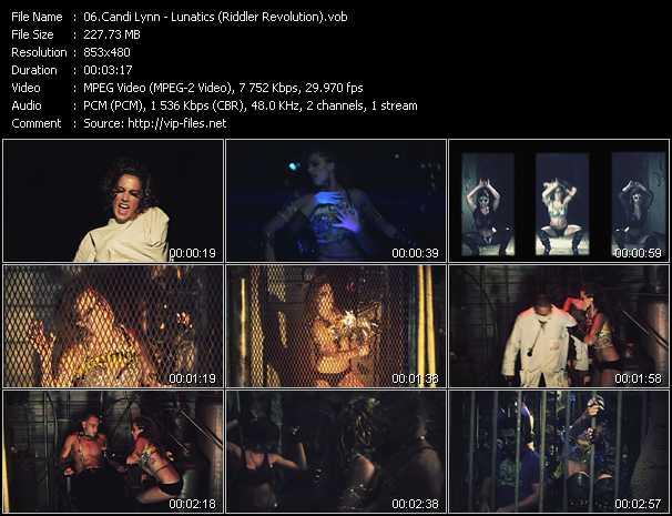 Candi Lynn - Lunatics (Riddler Revolution)