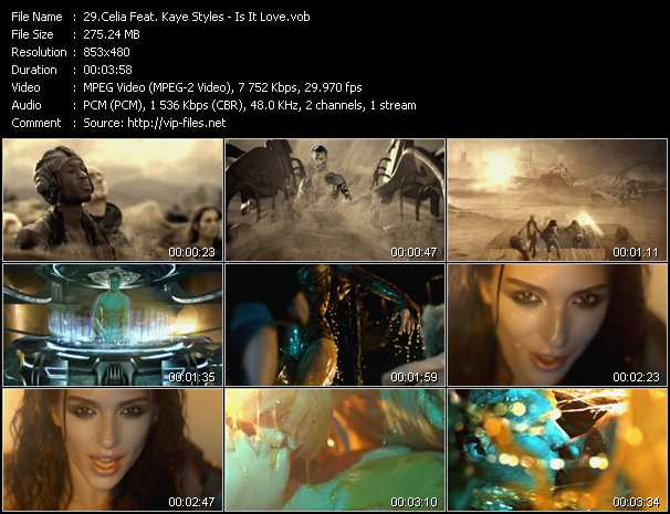 Celia Feat. Kaye Styles - Is It Love