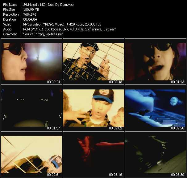 Melodie MC - Dum Da Dum