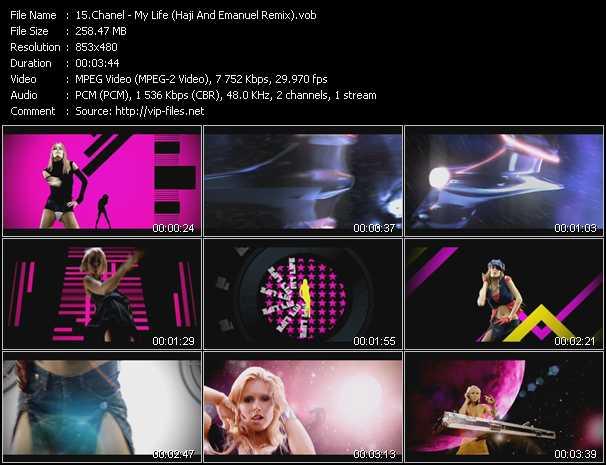 Chanel - My Life (Haji And Emanuel Remix)