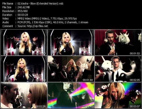 Kesha - Blow (Extended Version)