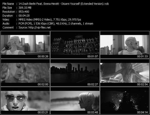 Dash Berlin Feat. Emma Hewitt - Disarm Yourself (Extended Version)