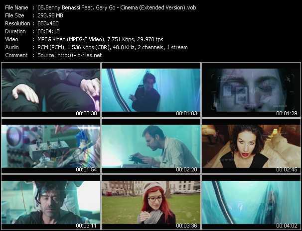 Benny Benassi Feat. Gary Go - Cinema (Extended Version)