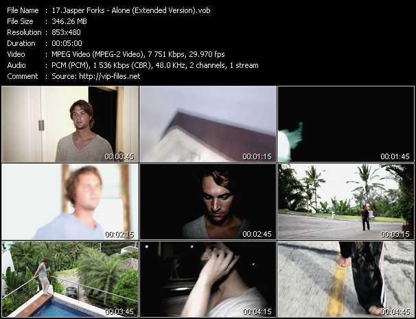 Jasper Forks - Alone (Extended Version)