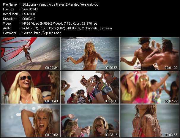 Loona - Vamos A La Playa (Extended Version)