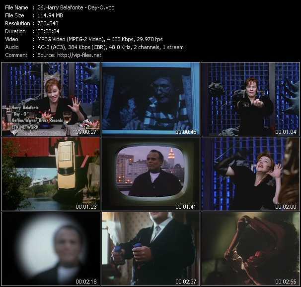 Harry Belafonte - Day-O