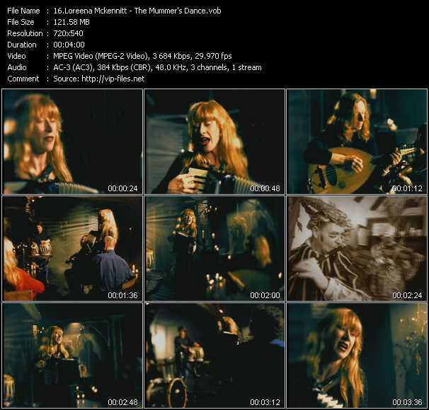 Loreena Mckennitt - The Mummer's Dance