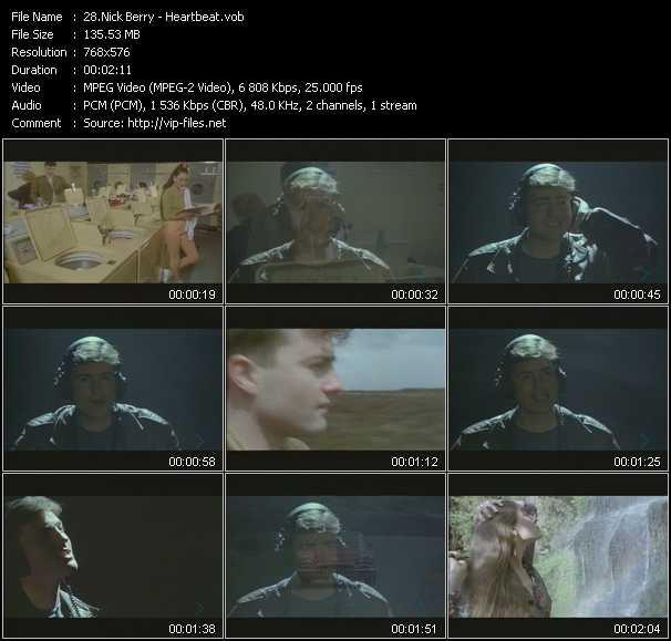 Nick Berry - Heartbeat