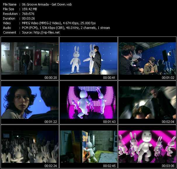 Groove Armada - Get Down