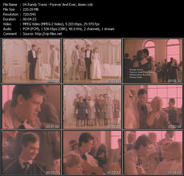 Randy Travis - Forever And Ever, Amen