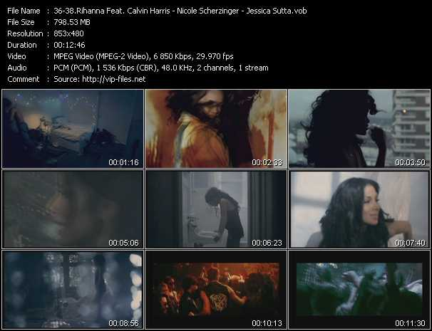 Rihanna Feat. Calvin Harris - Nicole Scherzinger - Jessica Sutta - We Found Love (PO Intro Edit) - Don't Hold Your Breath (PO Dave Aude Intro Edit) - Show Me (Alex Gaudino And Jason Rooney Remix)
