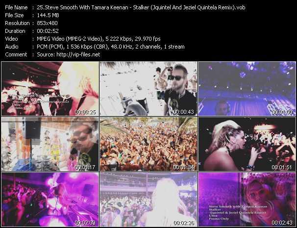 Steve Smooth Feat. Tamra Keenan - Stalker (Jquintel And Jeziel Quintela Remix)