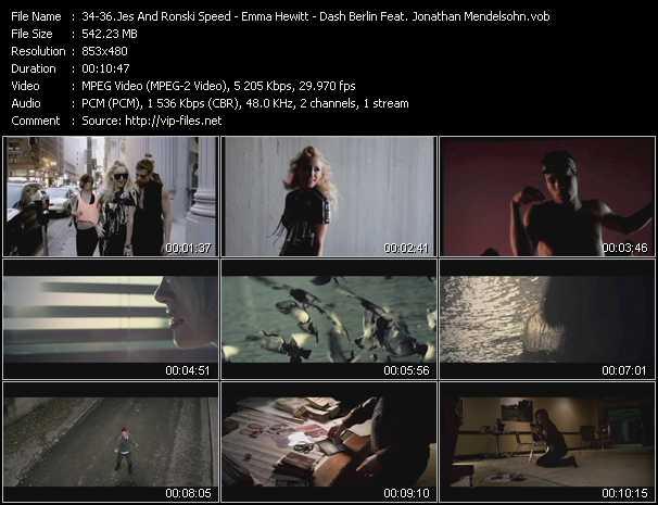 Jes And Ronski Speed - Emma Hewitt - Dash Berlin Feat. Jonathan Mendelsohn - Can't Stop - Colours (Armin Van Buuren Remix) - World Falls Apart